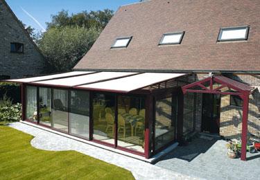 Homeharmonie wintergarten markisen Markisen auf dach montage